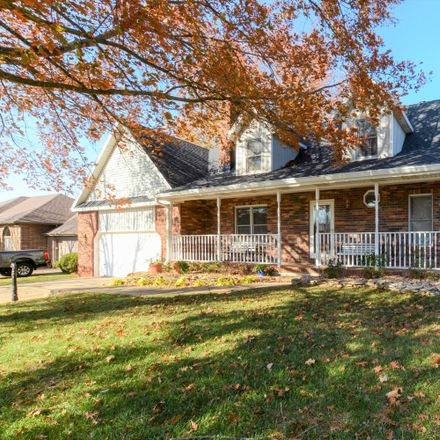 Rent this 4 bed house on W High Point St in Springfield, MO