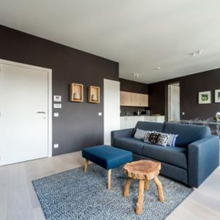 Rent this 1 bed apartment on Liège in Féronstrée, WALLONIA