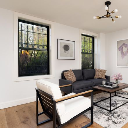 Rent this 4 bed townhouse on 728 Fulton Street in New York, NY 11217