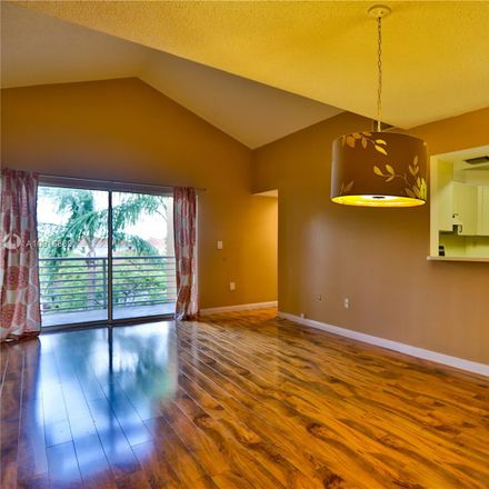 Rent this 2 bed condo on 9731 Fontainebleau Boulevard in Fountainbleau, FL 33172