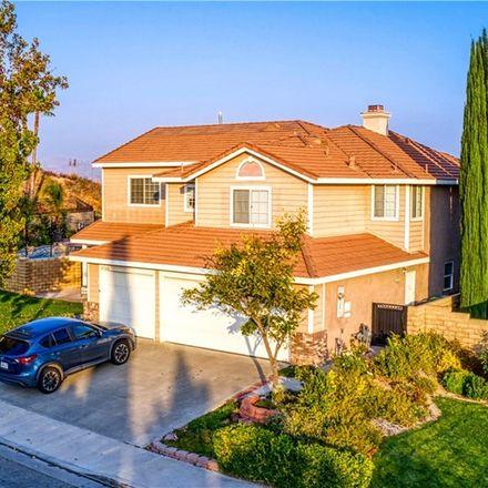 Rent this 5 bed house on 27570 Catala Avenue in Santa Clarita, CA 91350