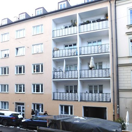 Rent this 2 bed apartment on Klenzestraße 44 in 80469 Munich, Germany