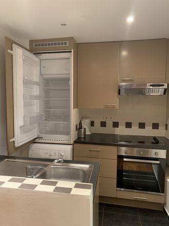 Rent this 1 bed apartment on Rue de Suisse 19 in 1060 Saint-Gilles, Belgique