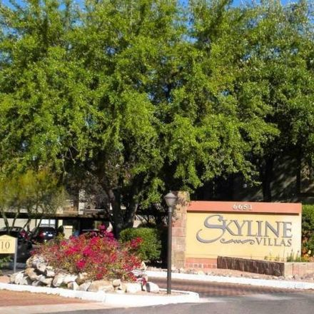 Rent this 2 bed condo on North Campbell Avenue in Tucson, AZ 85718-5731