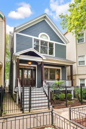 Rent this 6 bed house on 2918 North Racine Avenue in Chicago, IL 60657