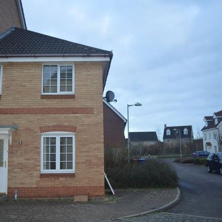 Rent this 3 bed house on Chaffinch Road in West Suffolk IP32 7GN, United Kingdom