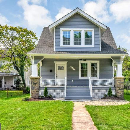 Rent this 3 bed house on 609 Tunbridge Road in Baltimore, MD 21212