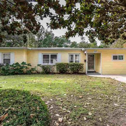 Rent this 3 bed house on 107 Escalona Avenue in Pensacola, FL 32503