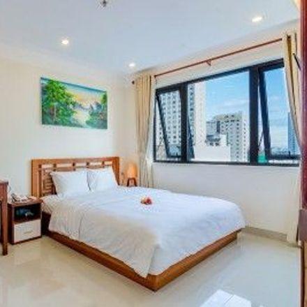 Rent this 2 bed apartment on Đường Lê Thước in Da Nang 8511, Vietnam