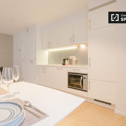 Rent this 1 bed apartment on Rue des Guildes - Gildenstraat 7 in 1000 Ville de Bruxelles - Stad Brussel, Belgium