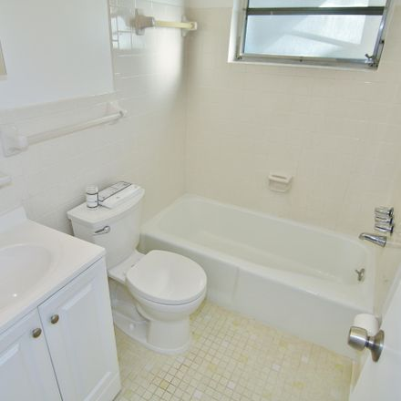 Rent this 1 bed apartment on 202 Ocean Breeze in Lake Worth, FL