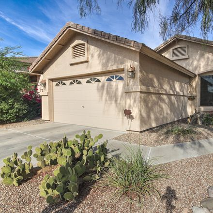Rent this 3 bed house on 31118 North Claridge Circle in San Tan Valley, AZ 85143