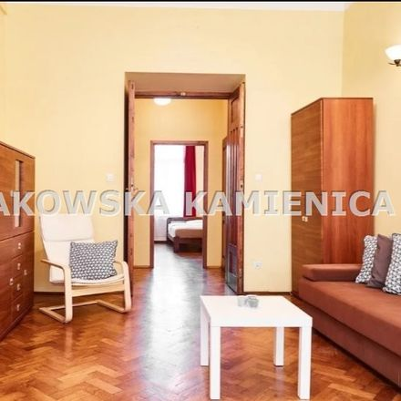 Rent this 3 bed apartment on Colette in Blich, 30-020 Krakow