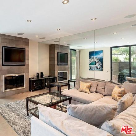 Rent this 2 bed condo on 1033 Carol Drive in West Hollywood, CA 90069