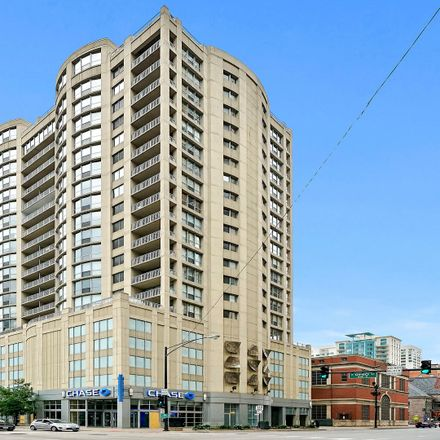 Rent this 0 bed condo on Chase in 600 North Dearborn Street, Chicago