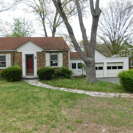 Rent this 2 bed house on 7149 Holly Hills Avenue in City of Saint Louis, MO 63123