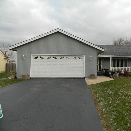 Rent this 3 bed house on Cerasus Drive in Rockford, IL 61108