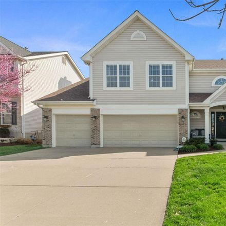 Rent this 4 bed house on 214 Chestnut Hill Drive in O'Fallon, MO 63368