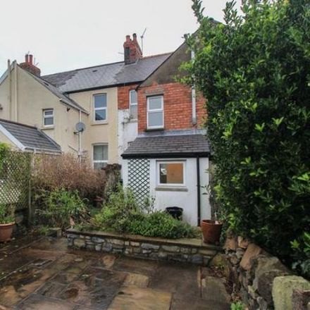 Rent this 2 bed house on Total Car Care in Anglesey Street, Cardiff