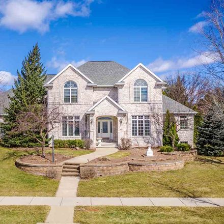 Rent this 4 bed house on 200 East Crossing Meadows Lane in Appleton, WI 54913