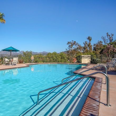 Rent this 3 bed apartment on 12011 Avenida Consentido in San Diego, CA 92128