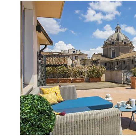 Rent this 2 bed apartment on Palazzo Altieri in Via del Plebiscito, 00186 Rome RM