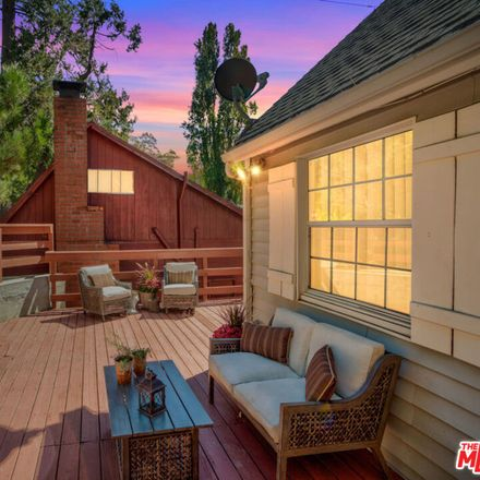 Rent this 3 bed house on 23677 Manzanita Drive in Crestline, CA 92325
