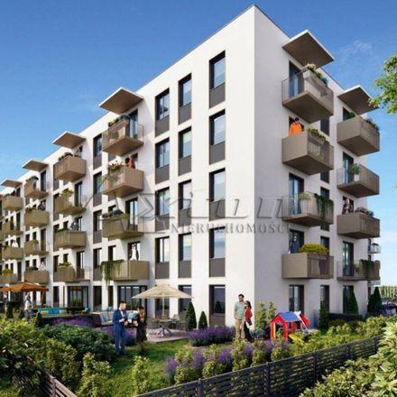 Rent this 2 bed apartment on Budki Szczęśliwickie 45 in 02-460 Warsaw, Poland