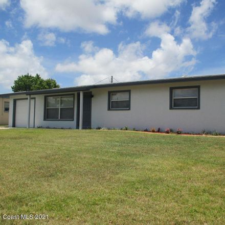 Rent this 3 bed house on 2188 Leewood Boulevard in Melbourne, FL 32935
