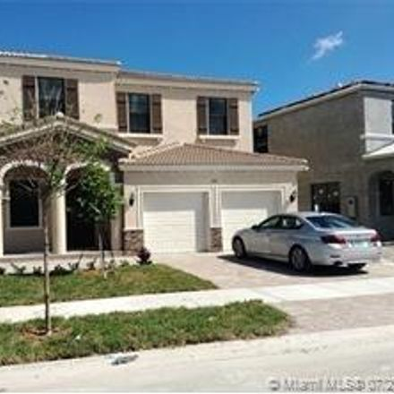 Rent this 5 bed house on 573 Northeast 191st Street in Ives Estates, FL 33179