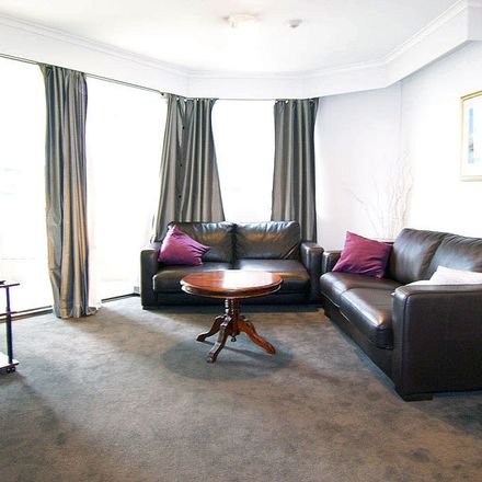 Rent this 1 bed apartment on 609/37-43 King St