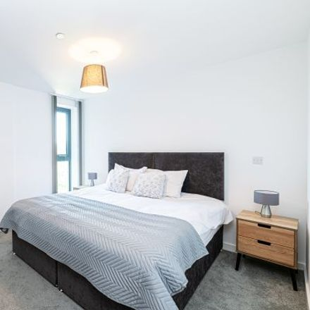Rent this 3 bed apartment on Oakland House in Talbot Road, Gorse Hill