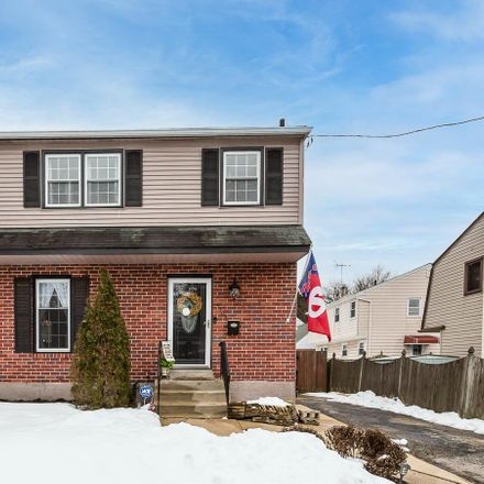 Rent this 4 bed house on 4304 Bloomfield Ave in Drexel Hill, PA