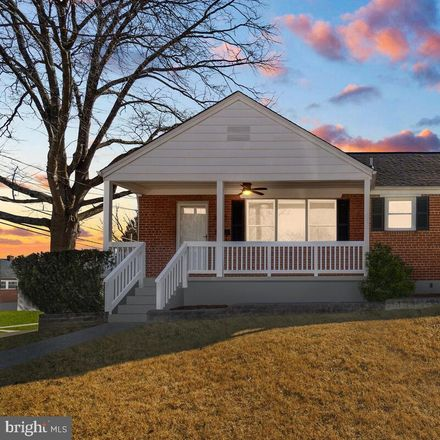 Rent this 3 bed house on 2500 Kimberly St in Silver Spring, MD