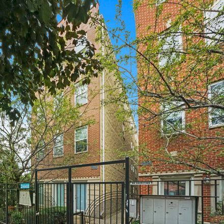 Rent this 2 bed condo on 2448 West Harrison Street in Chicago, IL 60612