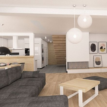 Rent this 4 bed apartment on Syta 97B in 02-987 Warsaw, Poland