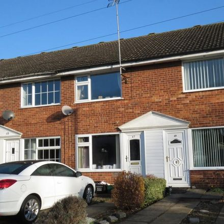 Rent this 2 bed house on Netherwindings in Towthorpe YO32 3FB, United Kingdom