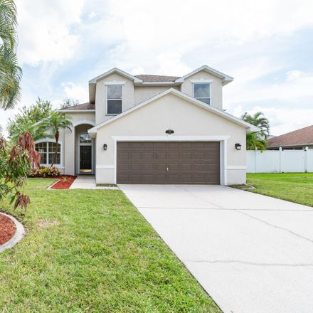 Rent this 3 bed loft on 2181 Stratford Pointe Drive in West Melbourne, FL 32904