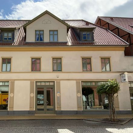 Rent this 3 bed apartment on Große Straße 33 in 19243 Wittenburg, Germany