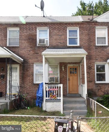 Rent this 2 bed townhouse on 3618 5th Street in Baltimore, MD 21225