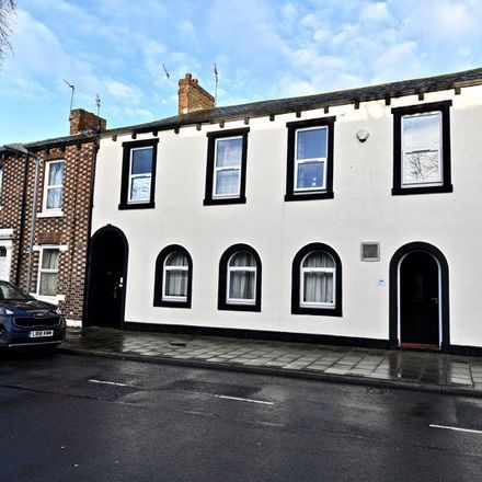 Rent this 4 bed house on Milbourne Street in Carlisle CA2 5TU, United Kingdom