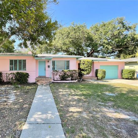Rent this 3 bed house on 2475 14th Avenue South in Saint Petersburg, FL 33712
