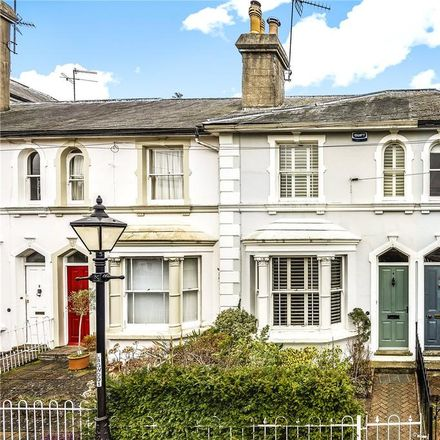 Rent this 3 bed house on Eden Road in Tunbridge Wells TN1 1TY, United Kingdom