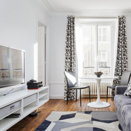 Rent this 2 bed apartment on 6 Rue de Poissy in 75005 Paris, France