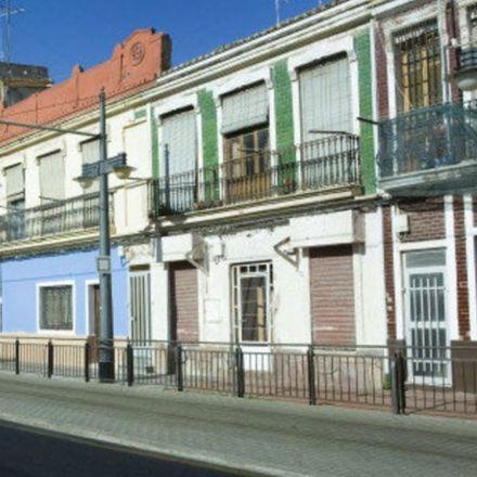 Rent this 1 bed apartment on Carrer de la Marina in 46000 Valencia, Spain