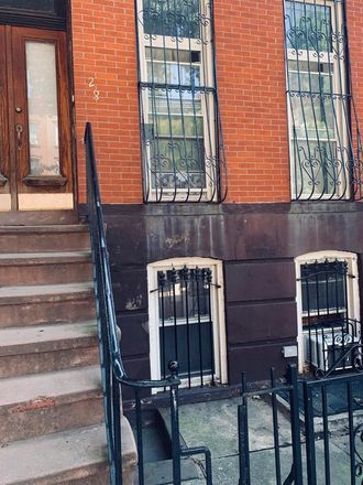 Rent this 1 bed apartment on 28 Monroe Street in New York, NY 11238
