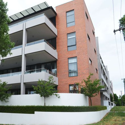 Rent this 2 bed apartment on 117/22 Eyre Street