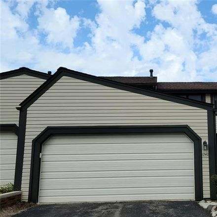 Rent this 3 bed condo on 1240 Charleston Ct in Northville, MI