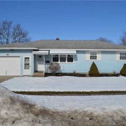 Rent this 3 bed house on 814 Remington Drive in North Tonawanda, NY 14120