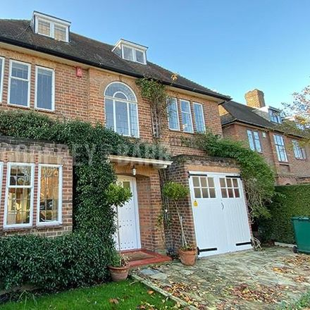 Rent this 6 bed house on Litchfield Way in London NW11 6NX, United Kingdom